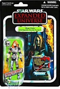 Star Wars 2012 Vintage Collection Action Figure #101 Shae Vizla [Old Republic Bounty Hunter]