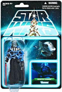Star Wars 2012 Vintage Collection Action Figure #06 Darth Vader [35th Anniversary Edition]