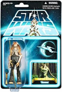 Star Wars 2012 Vintage Collection Action Figure #01 Jar Jar Binks [35th Anniversary Edition]