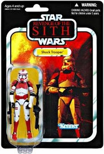 Star Wars 2012 Vintage Collection Action Figure #110 Shock Trooper