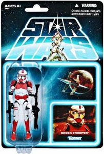Star Wars 2012 Vintage Collection Action Figure #03 Shock Trooper [35th Anniversary Edition]