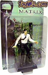 Non-McFarlane Action Figures Matrix Mr. Anderson