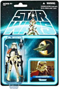 Star Wars 2012 Vintage Collection Action Figure #04 Sandtrooper [35th Anniversary Edition]