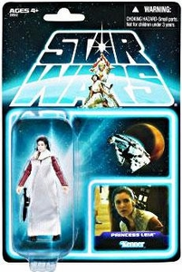 Star Wars 2012 Vintage Collection Action Figure #05 Princess Leia {Bespin Outfit} [35th Anniversary Edition]