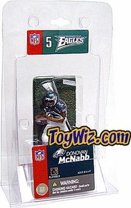 McFarlane Toys NFL 3 Inch Sports Picks Mini Action Figure Donovan McNabb (Philadelphia Eagles)