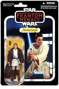 Star Wars 2012 Vintage Collection Action Figure #76 Obi-Wan Kenobi [Final Battle]