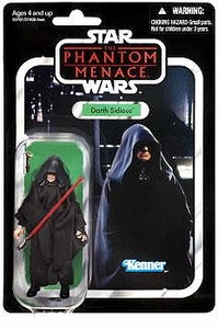 Star Wars 2012 Vintage Collection Action Figure #79 Darth Sidious