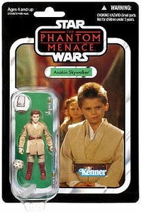 Star Wars 2012 Vintage Collection Action Figure #80 Anakin Skywalker [Padawan]