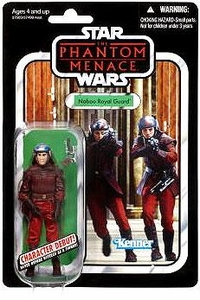 Star Wars 2012 Vintage Collection Action Figure #83 Naboo Royal Guard