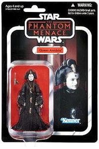 Star Wars 2012 Vintage Collection Action Figure #84 Queen Amidala