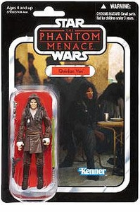 Star Wars 2012 Vintage Collection Action Figure #85 Quinlan Vos
