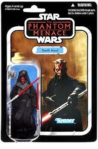Star Wars 2012 Vintage Collection Action Figure #86 Darth Maul [Final Battle]