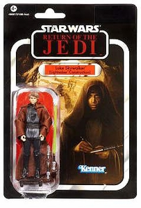 Star Wars 2012 Vintage Collection Action Figure #87 Luke Skywalker [Lightsaber Construction]