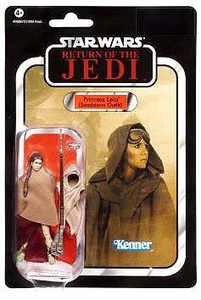 Star Wars 2012 Vintage Collection Action Figure #88 Princess Leia [Sandstorm Outfit]