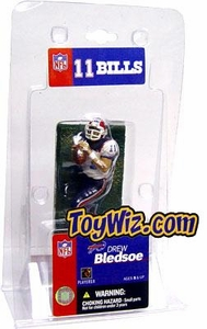 McFarlane Toys NFL 3 Inch Sports Picks Mini Action Figure Drew Bledsoe
