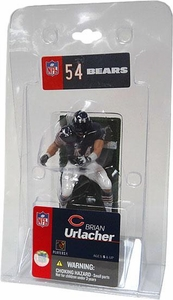 McFarlane Toys NFL 3 Inch Sports Picks Mini Action Figure Brian Urlacher