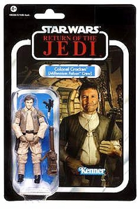 Star Wars 2012 Vintage Collection Action Figure #90 Colonel Cracken [Millennium Falcon Crew]