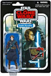 Star Wars 2012 Vintage Collection Action Figure #92 Anakin Skywalker