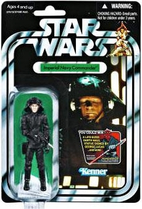 Star Wars 2012 Vintage Collection Action Figure #94 Imperial Navy Commander