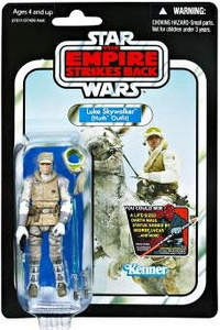 Star Wars 2012 Vintage Collection Action Figure #95 Luke Skywalker [Hoth Outfit]