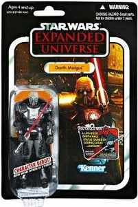 Star Wars 2012 Vintage Collection Action Figure #96 Darth Malgus