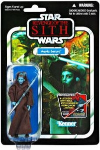 Star Wars 2012 Vintage Collection Action Figure #58 Aayla Secura