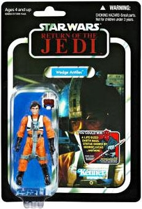 Star Wars 2012 Vintage Collection Action Figure #28 Wedge Antilles