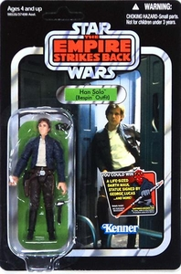Star Wars 2012 Vintage Collection Action Figure #50 Han Solo [Bespin Outfit]