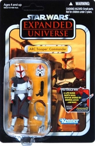 Star Wars 2012 Vintage Collection Action Figure #54 ARC Trooper Commander