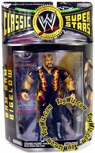 WWE Jakks Pacific Wrestling Classic Superstars Series 9 Action Figure Bam Bam Bigelow