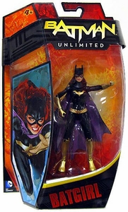 Batman Unlimited 6 Inch Series 1 Action Figure Batgirl [New 52]