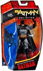 Batman Unlimited 6 Inch Series 2 Action Figure Dark Knight Returns Batman