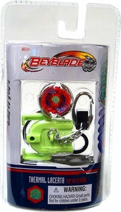 Beyblades Metal Fusion Series 5 Keychain Thermal Lacerta