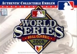 MLB Authentic Collectible Emblem World Series Fall Classic 2008 Patch