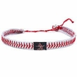 Houston Astros Official Major League Baseball GameWear Leather Seam Necklace