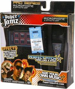 Paper Jamz Pro Series Microphone & Effects Amp [Black]