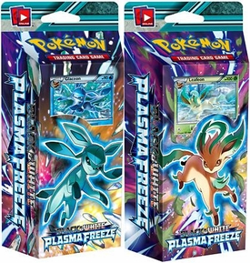 Pokemon Card Game Plasma Freeze (BW9) Set of Both Decks [Frost Ray & Psy Crusher]