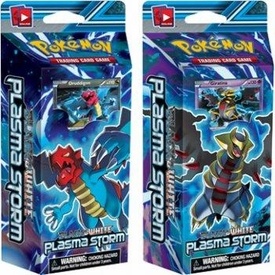 Pokemon Card Game Plasma Storm (BW8) Set of Both Theme Decks [PlasmaClaw & PlasmaShadow]