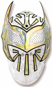 Official WWE Replica Mask Sin Cara [White & Black]