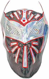 Official WWE Wrestling Replica Mask Sin Cara [Black]