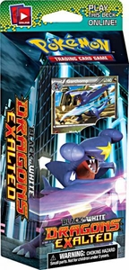 Pokemon Dragons Exalted (BW6) Theme Deck DragonSpeed [Garchomp]