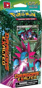 Pokemon Dragons Exalted (BW6) Theme Deck DragonSnarl [Hydreigon]