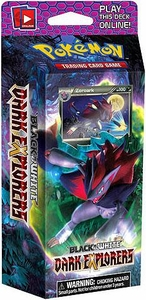 Pokemon Dark Explorers (BW5) Theme Deck Shadows [Zoroark]