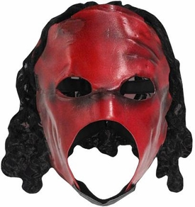 WWE Wrestling Replica Mask Kane [with Hair]