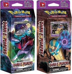 Pokemon Dark Explorers (BW5) Set of Both Decks [Shadows & Raiders]