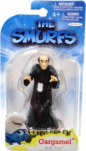 The Smurfs Movie Grab 'Ems Mini Figure Gargamel