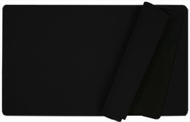 Card Supplies Black Gaming Play Mat