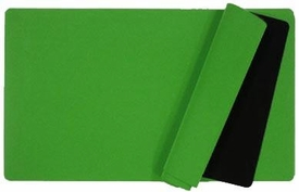 Card Supplies Green Gaming Play Mat