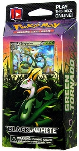 Pokemon Black & White (BW1) Theme Deck Green Tornado [Serperior]
