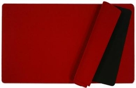 Card Supplies Red Gaming Play Mat